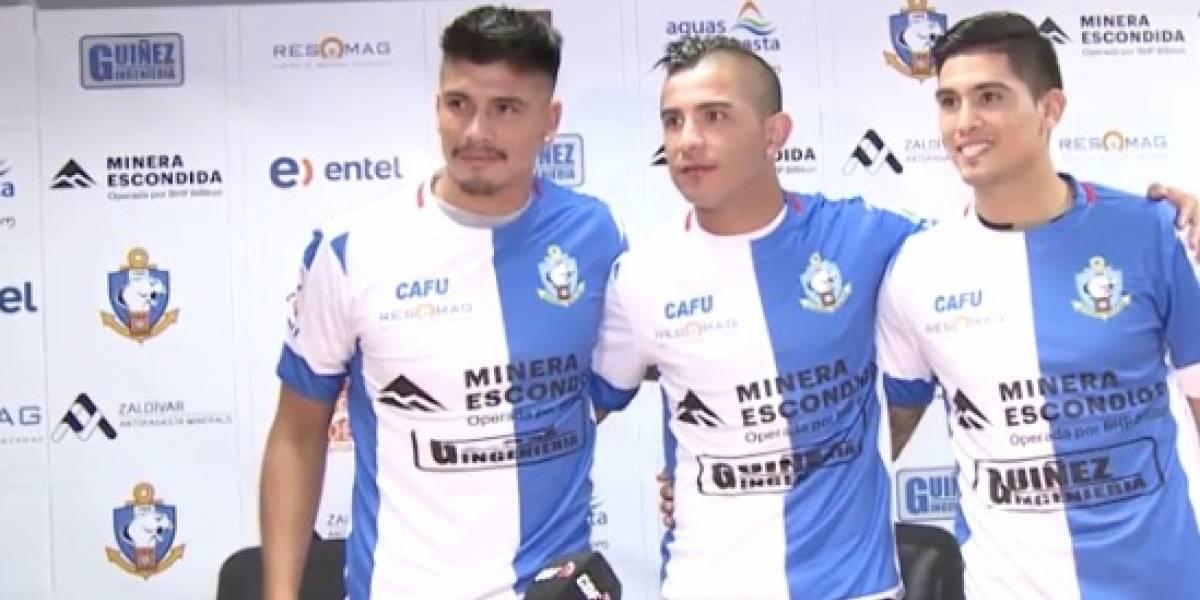 """Felipe Flores en su regreso a Chile: """"No sé si gritaría un gol a Colo Colo, pero primero tengo que hacerlo"""""""