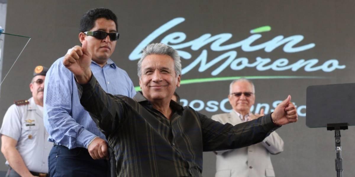 En la consulta ganará el país, afirma presidente de Ecuador