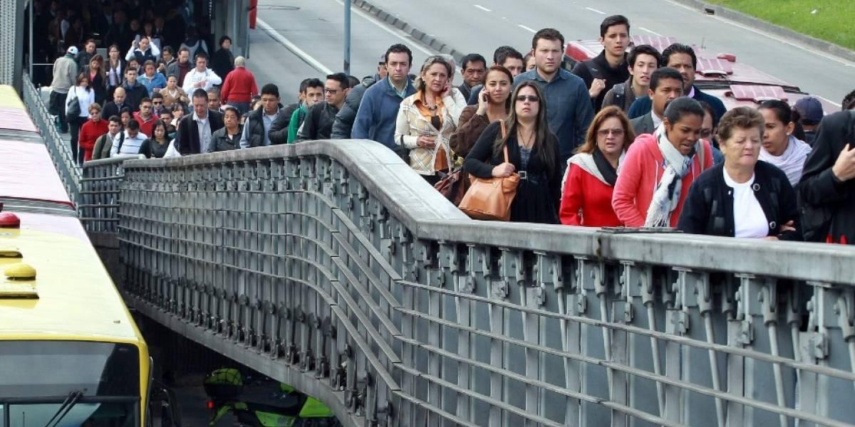 Top: Conozca los puentes peatonales donde más roban en Bogotá