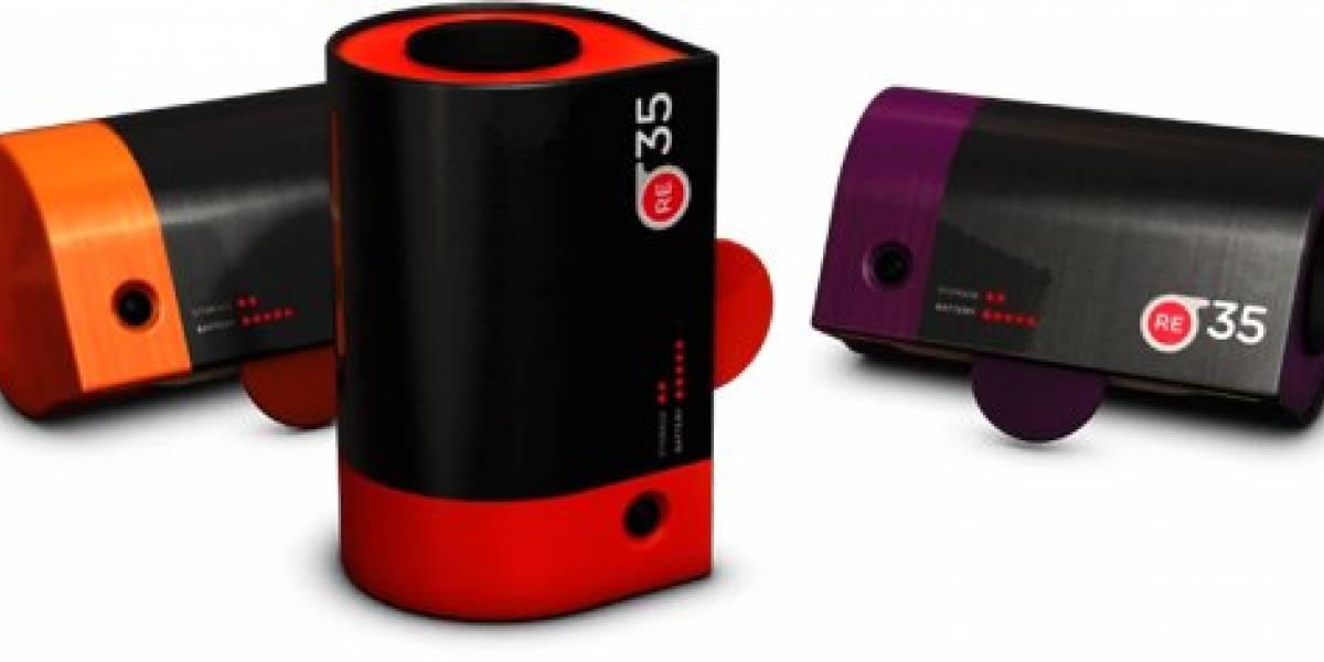 Rollos USB podrían convertir cualquier cámara analógica de 35mm en una digital