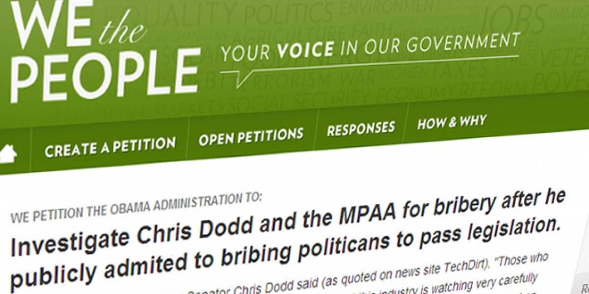 MPAA podría ser investigada por sobornar a políticos
