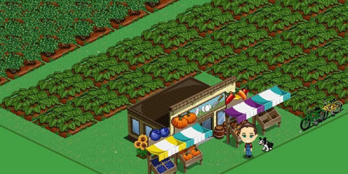 Usuarios plantan 310 millones de arándanos orgánicos virtuales en FarmVille