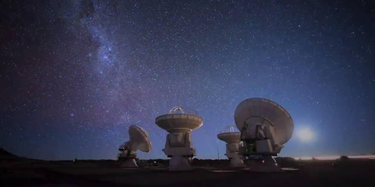 Documental: 10 años de astronomía en Chile