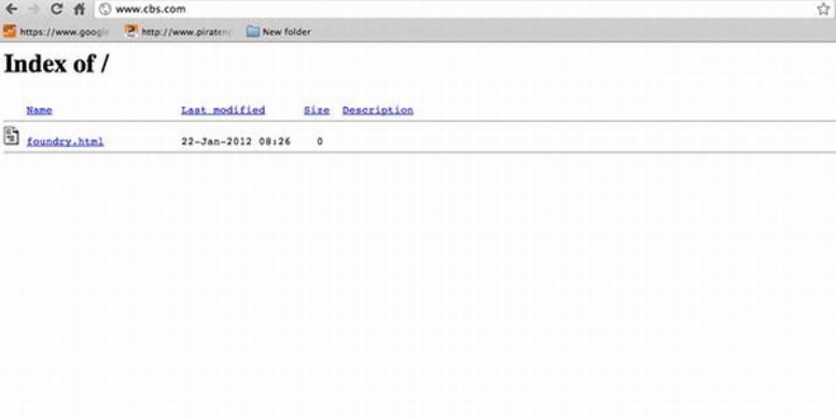 Anonymous hackea CBS.com y el sitio de Vivendi