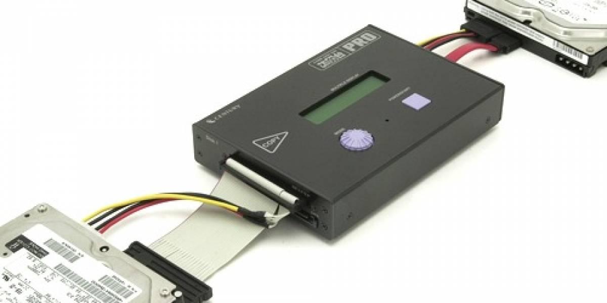 Century KD25/35Pro: Duplicador de discos duros