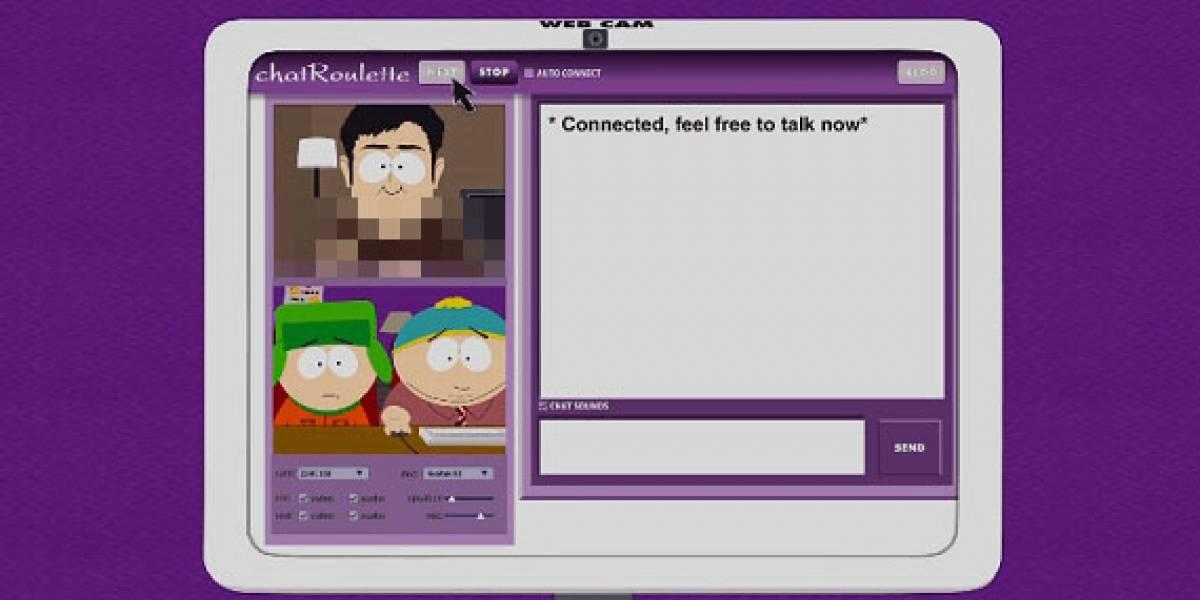 Chatroulette utilizará software de reconocimiento de imágenes para bloquear a sus usuarios pervertidos