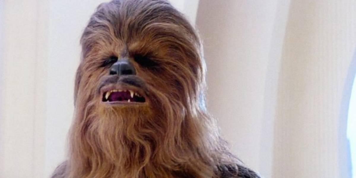Chewbacca pudo ser la causa para borrar el canon de Star Wars