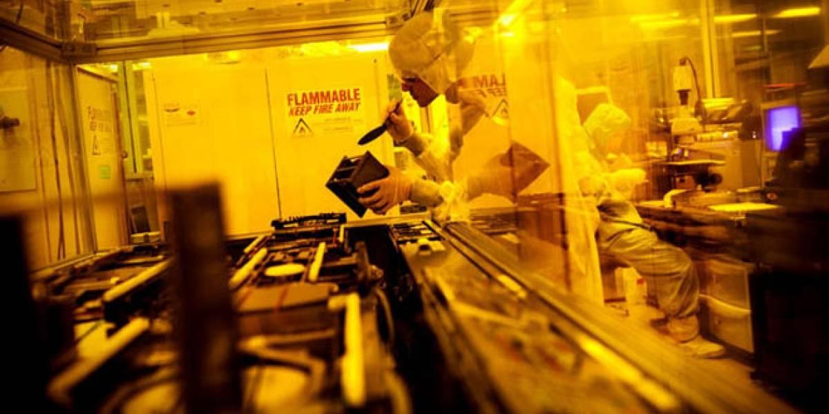 Nanotubos de carbono podrían ser los sucesores del silicio