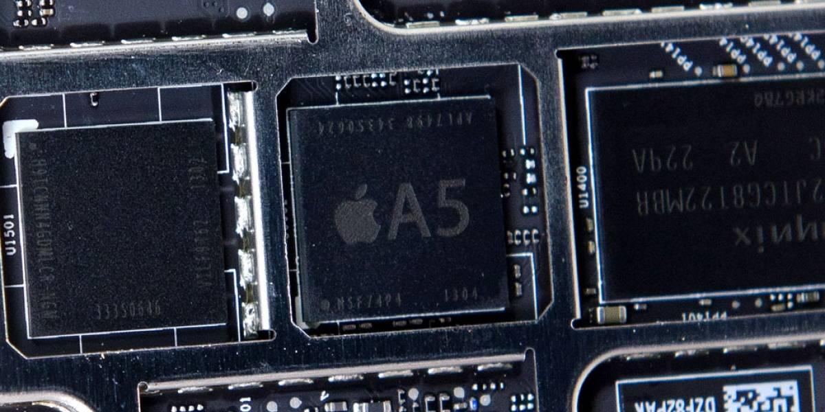 Futurología: Apple podría fabricar sus propios chips muy pronto