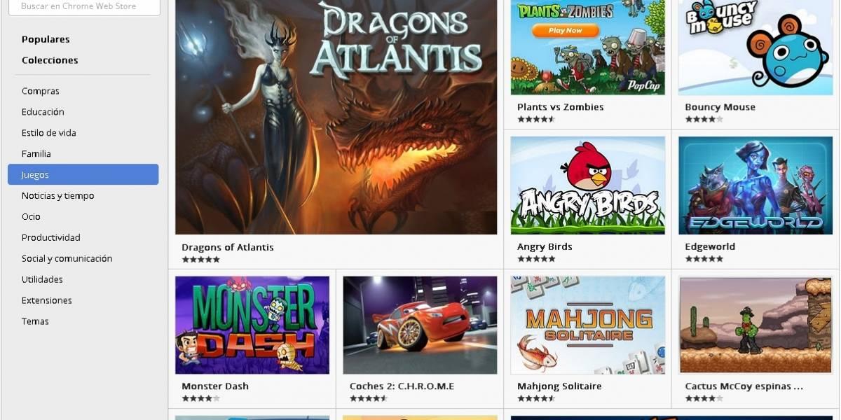 Google agregará soporte para gamepads a su navegador Chrome