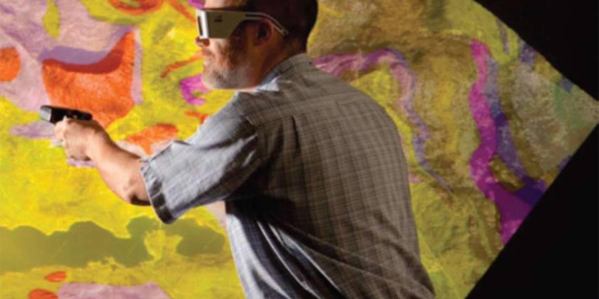 3D High Definition CAVE: Entorno inmersivo 3D para la investigación biomédica