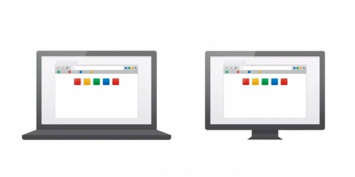 Chrome 16 permite tener múltiples usuarios en el mismo navegador