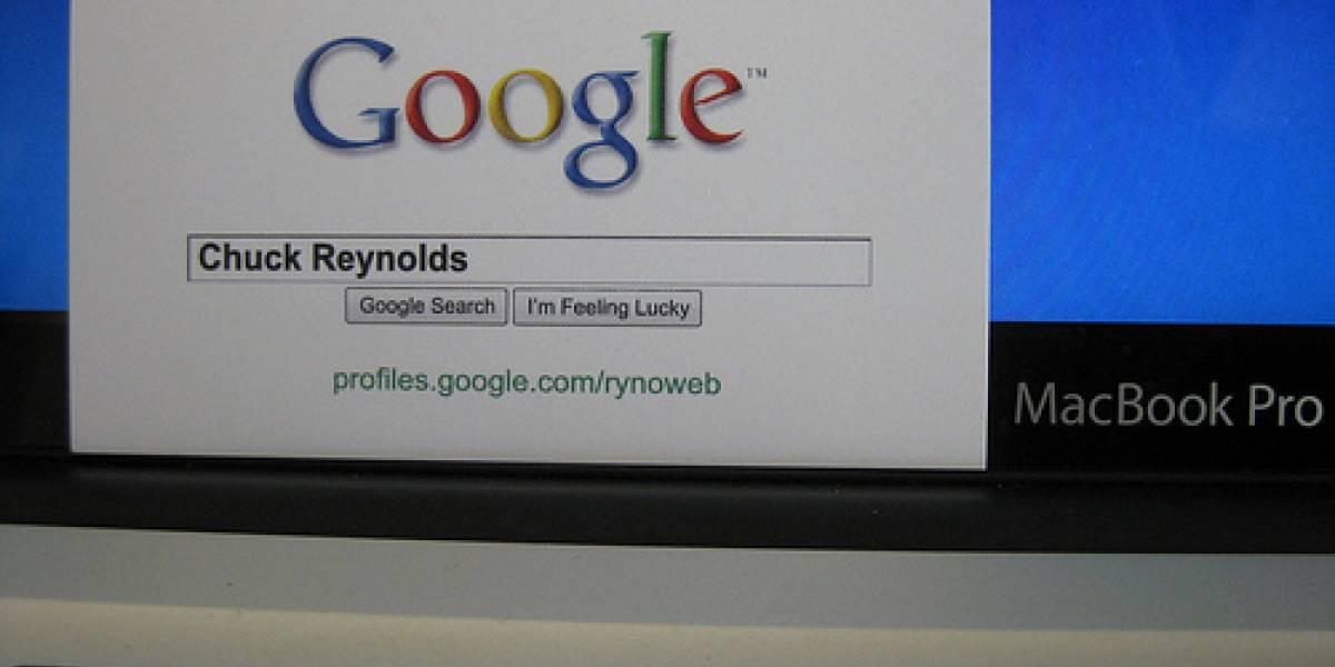 Google no quiere perfiles privados