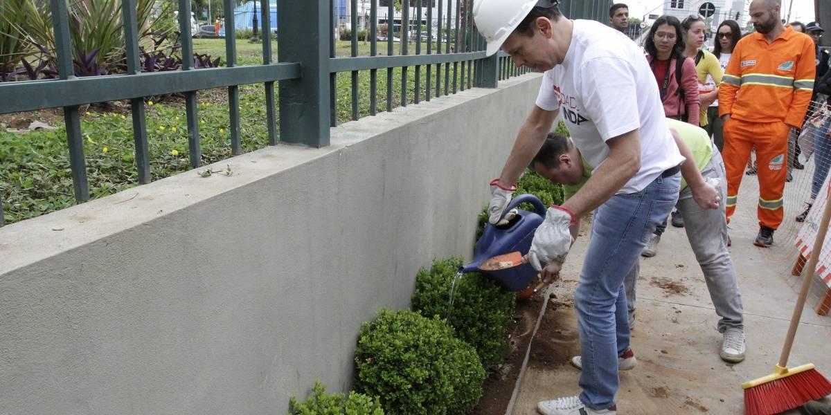 Prefeitura de SP dará selo de 'Cidade Linda' a empresas parceiras