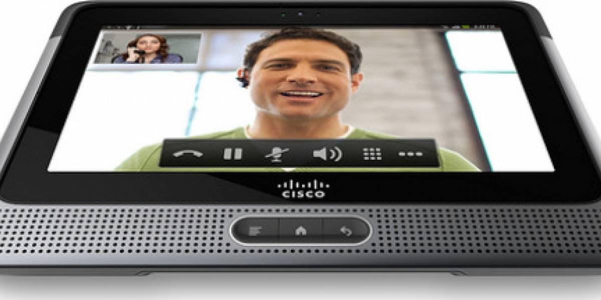 Cisco lanza su propio tablet para empresas, bautizado Cius