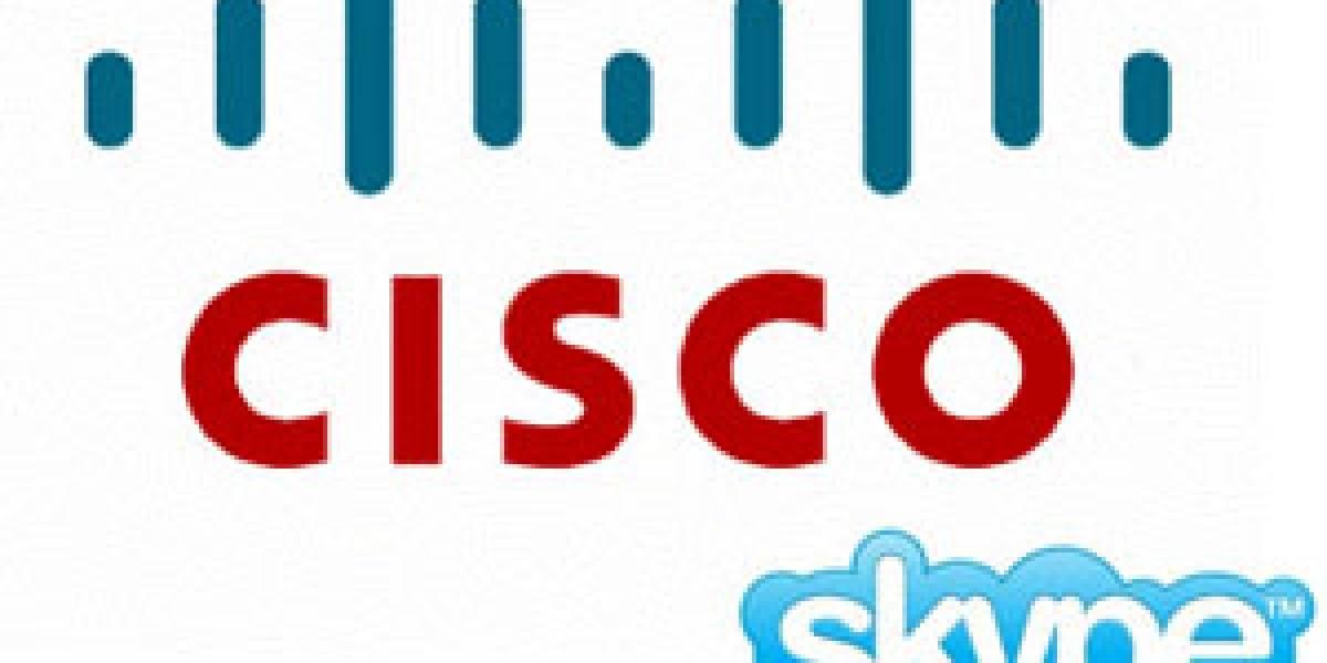 Cisco podría comprar a Skype
