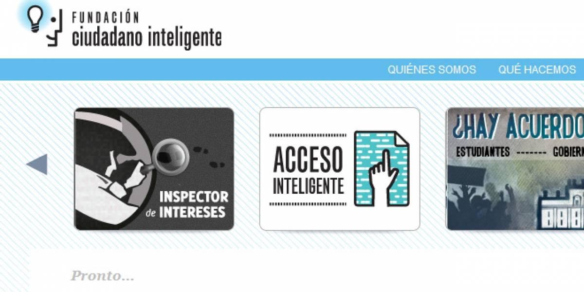 Google dona US$250.000 a la ONG chilena Ciudadano Inteligente