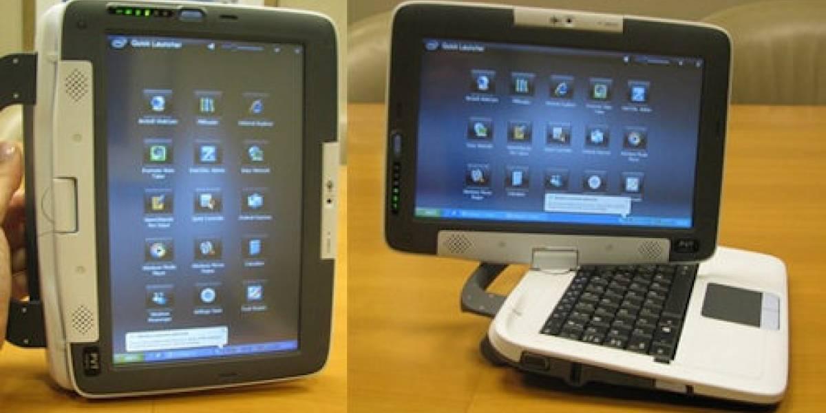 Classmate Tablet PC: Producción en serie y exhibición en el CES