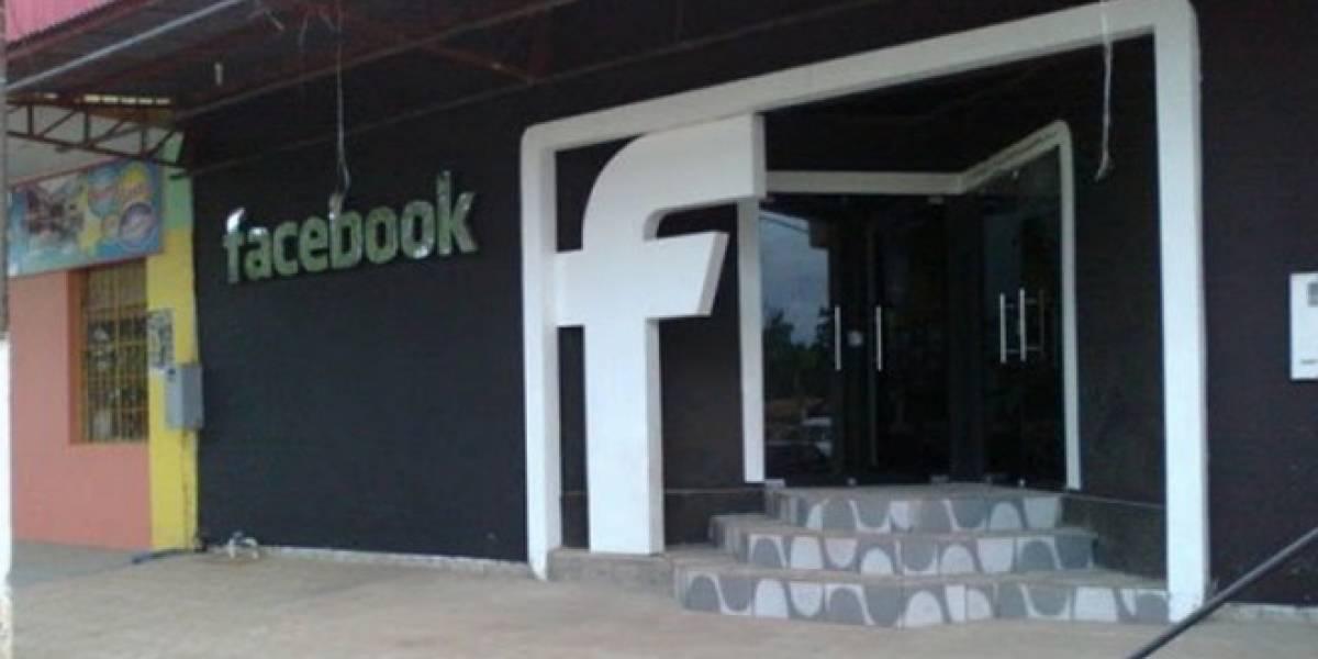 En Brasil existe un club nocturno llamado Facebook