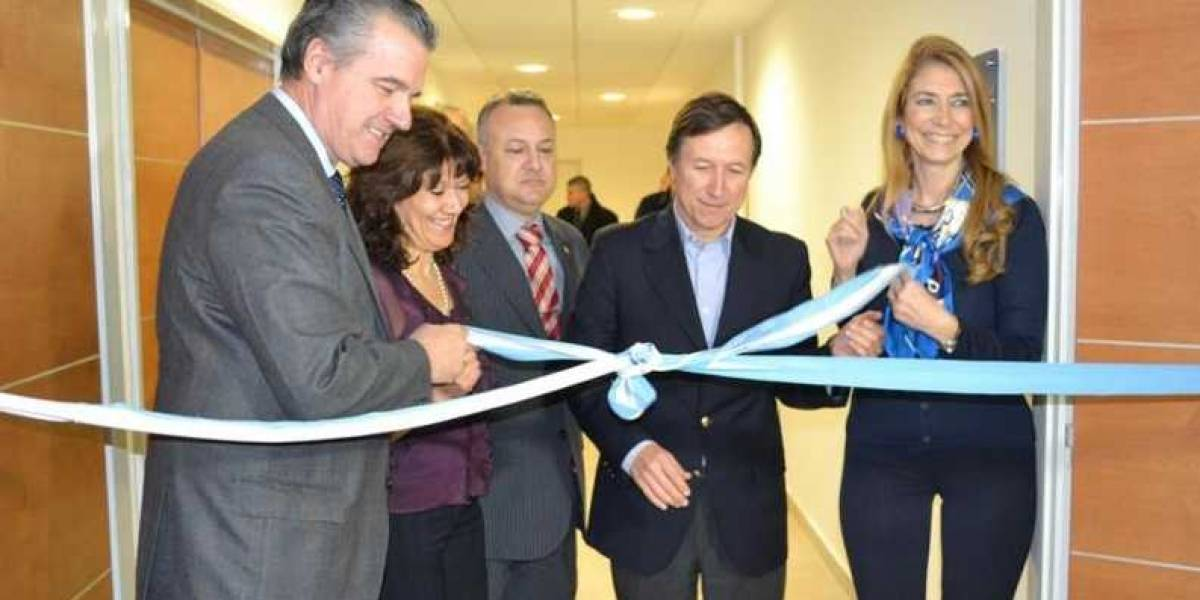 Argentina inaugura fábrica de micro y nanoprocesadores