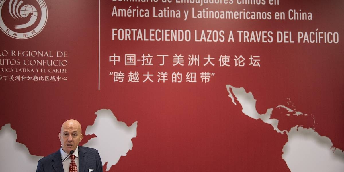 Relaciones China-América Latina inician una flamante era