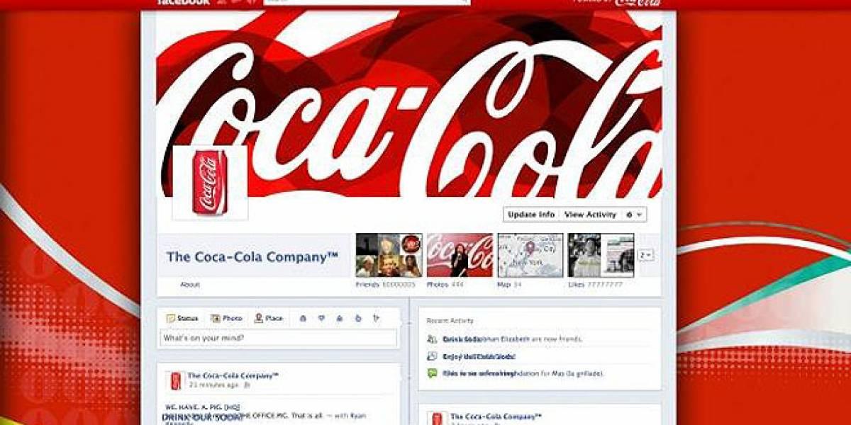 Las empresas también tendrán su Timeline en Facebook