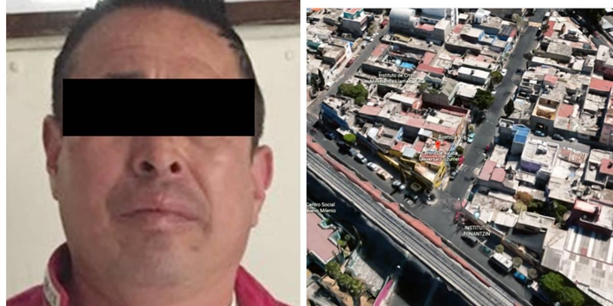 Hombre golpeó hasta la muerte a mujer y la escondió varios días bajo su cama