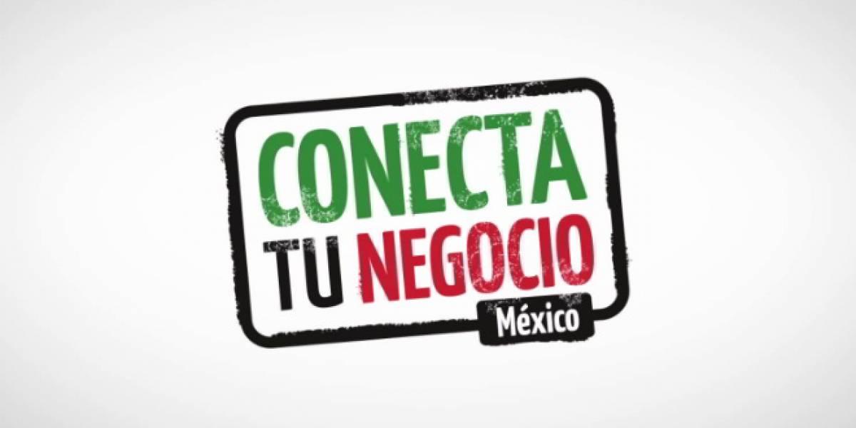 """Google México apoyará a las PyMEs a través del programa """"Conecta Tu Negocio"""""""