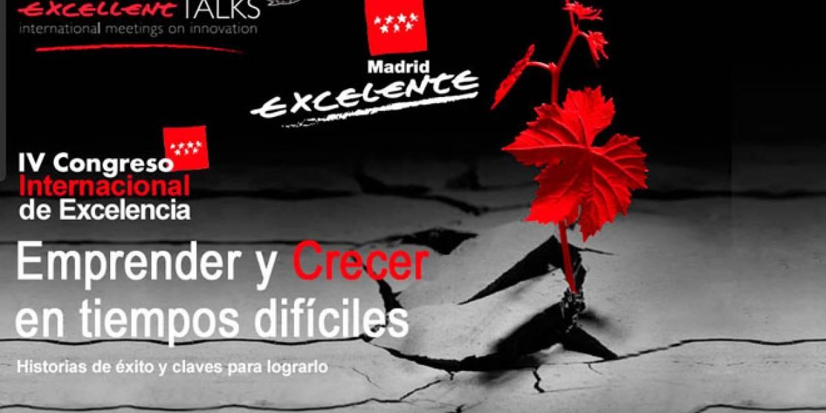 España: VI Congreso Internacional de Excelencia reunirá a emprendedores en Madrid