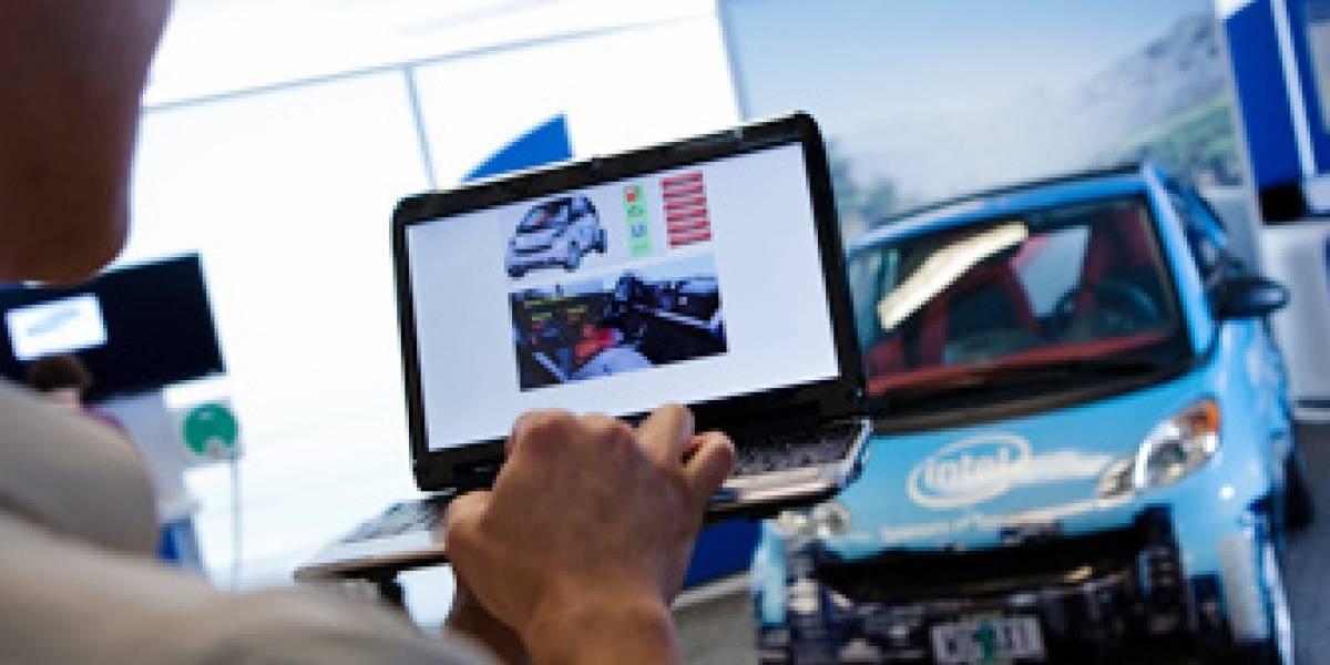 """Research@Intel Day 2010: Intel muestra su modelo de vehículo """"conectado"""""""
