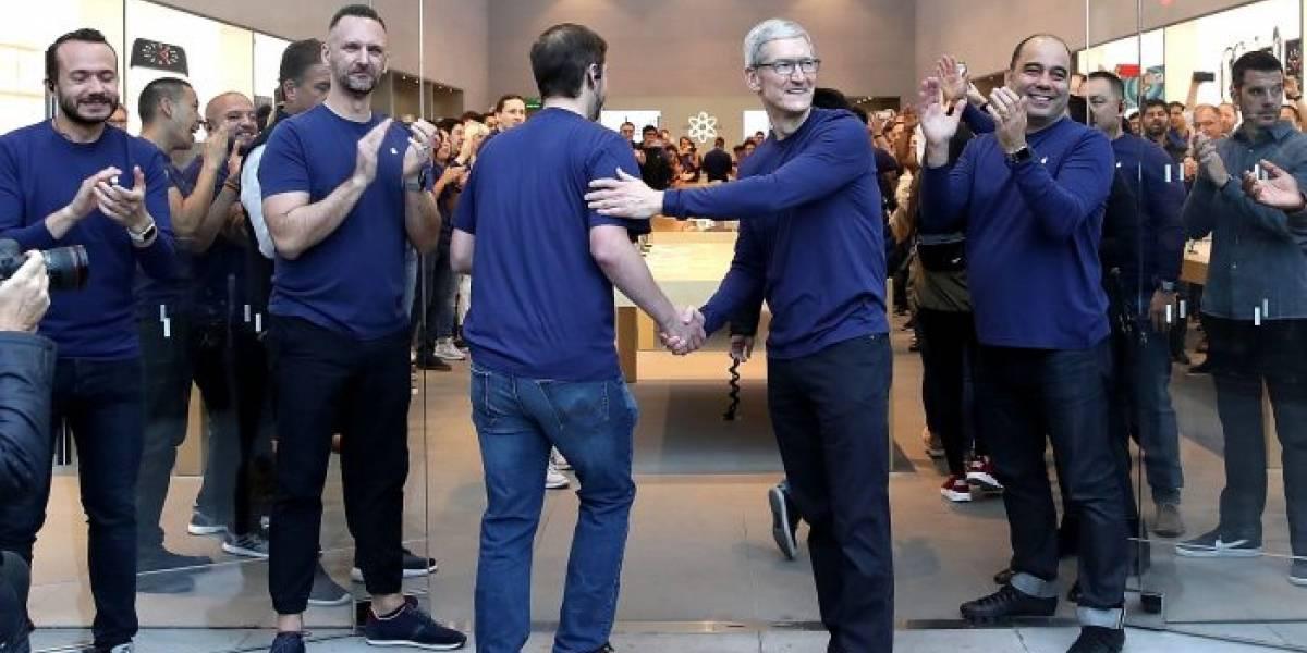 Tim Cook abre la billetera: Apple dará un suculento bono a sus empleados