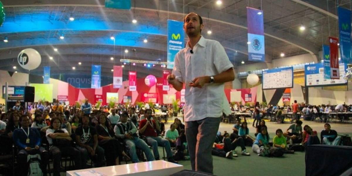 México: Campus Party para marzo del 2013