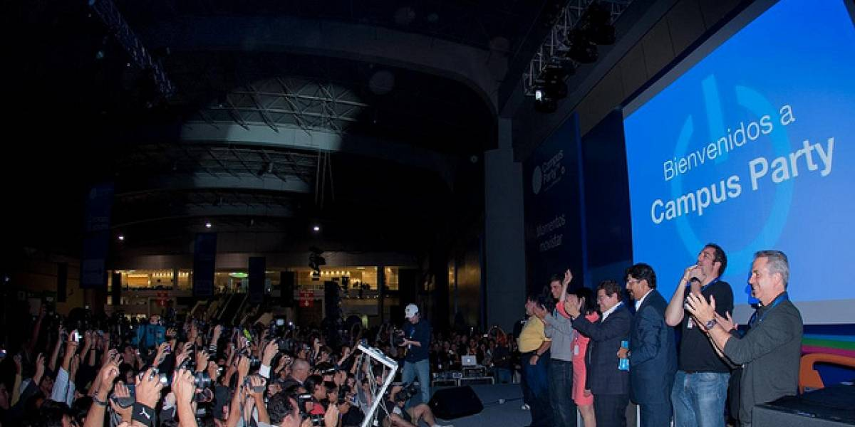Campus Party México bate récord de asistentes
