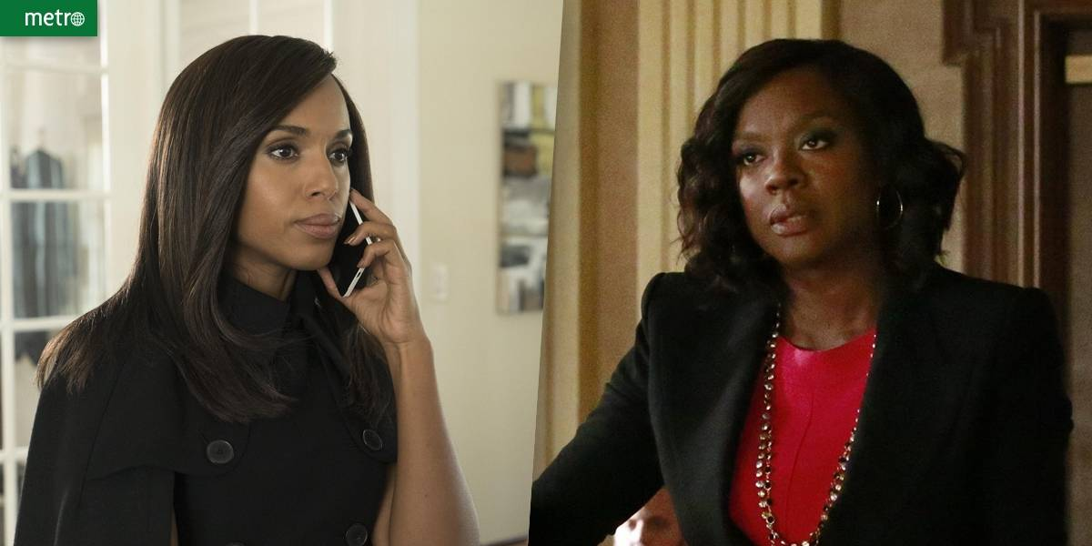 Revista divulga foto de crossover entre 'Scandal' e 'How to Get Away with Murder'