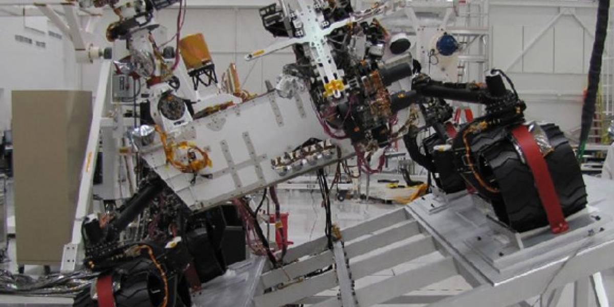 No habrá Marte en 3D: NASA no llevará cámaras de James Cameron en el Curiosity