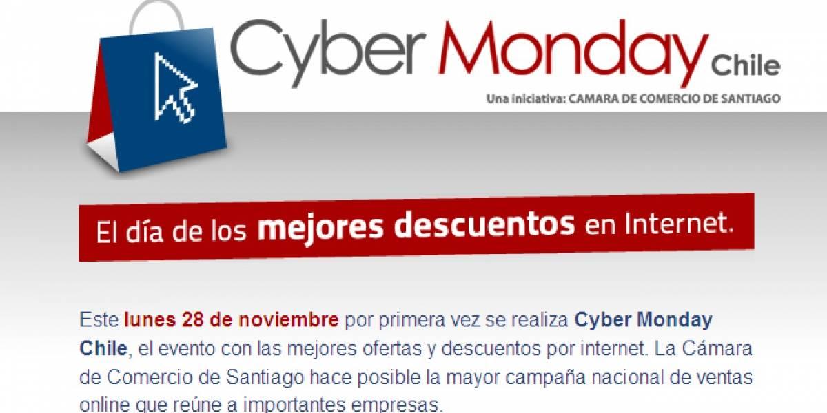 """Chile: Los problemas del """"Ciber Lunes"""" (¿o Fail Lunes?) nacional"""