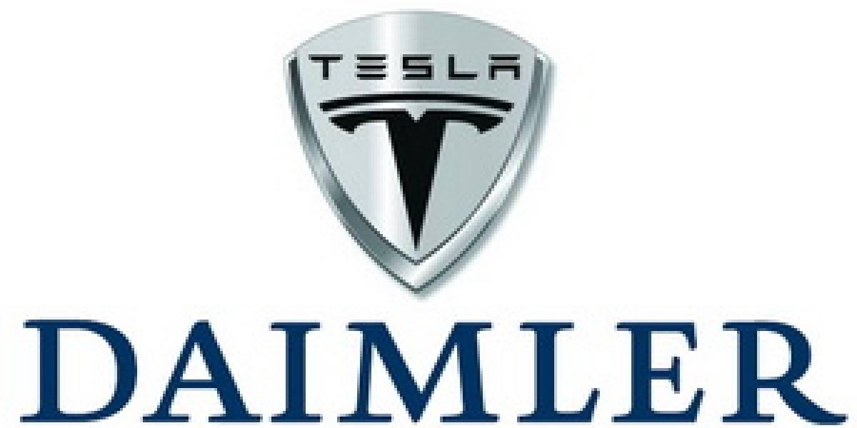 Daimler compra el 10% de Tesla Motors