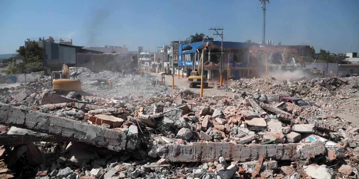 Réplicas del 7-S superan sismos de todo 2016