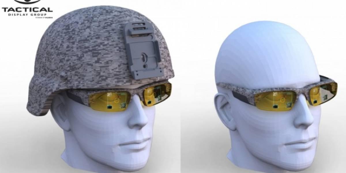 DARPA encarga confección de gafas de realidad aumentada para militares
