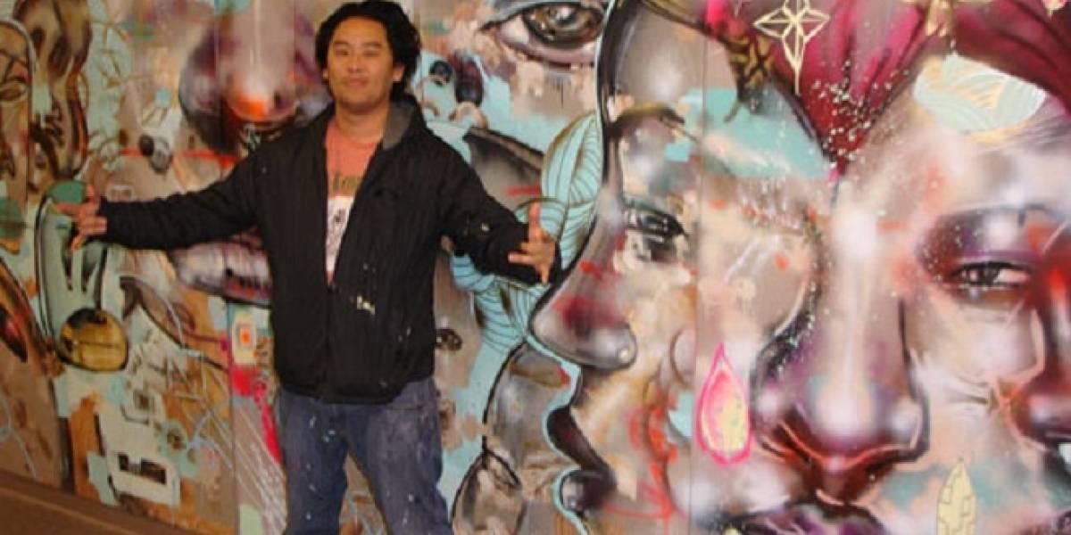 Un artista se embolsará USD $200 millones por haber pintado las oficinas de Facebook en 2005