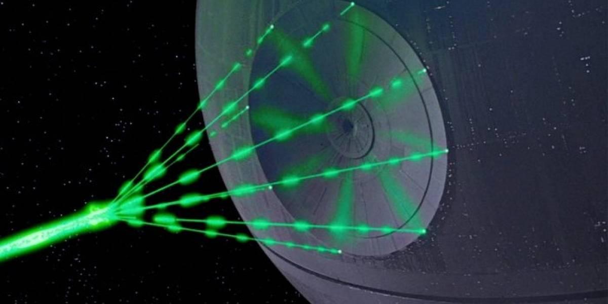 China quiere usar un láser gigante para destruir la basura espacial