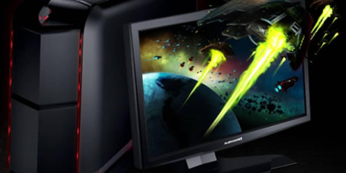 Alienware Aurora R4, para jugadores hardcore