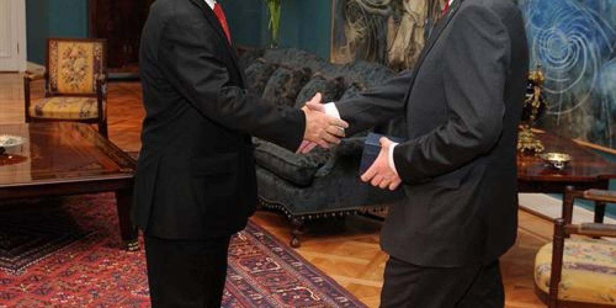 Chile: Piñera discutió instalación del E-ELT con el director de la ESO