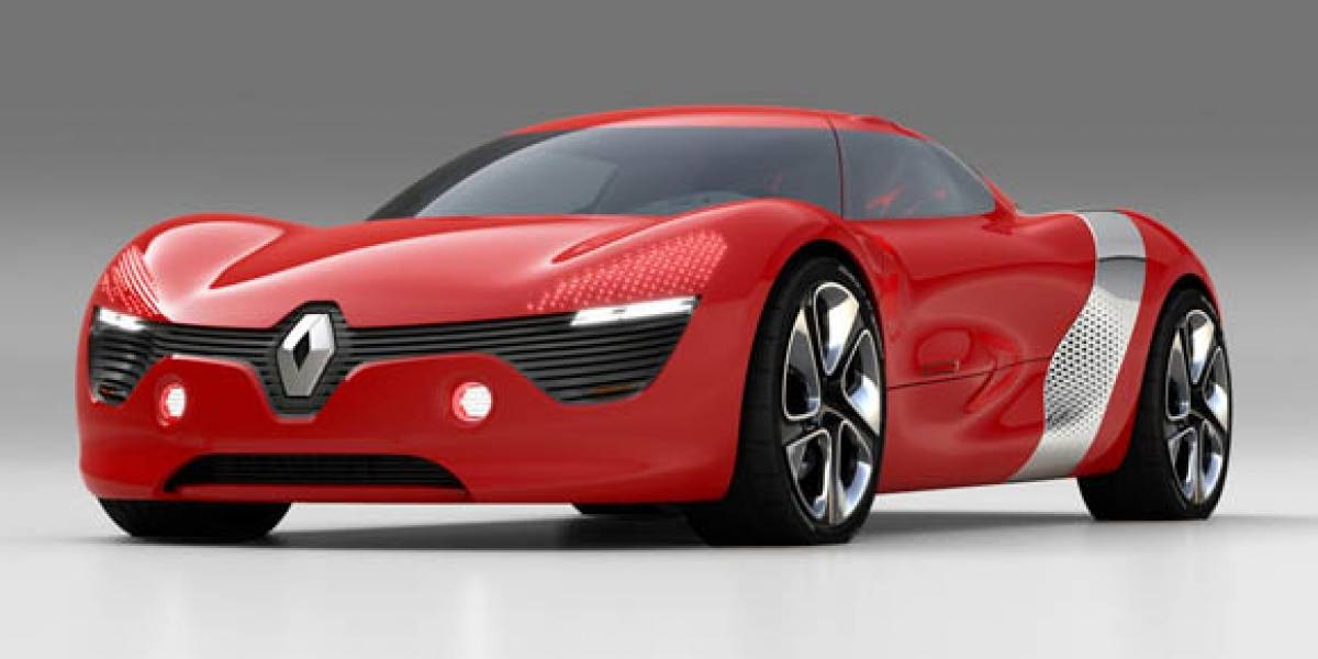 Renault DeZir: Un prototipo de auto eléctrico que carga en 20 minutos