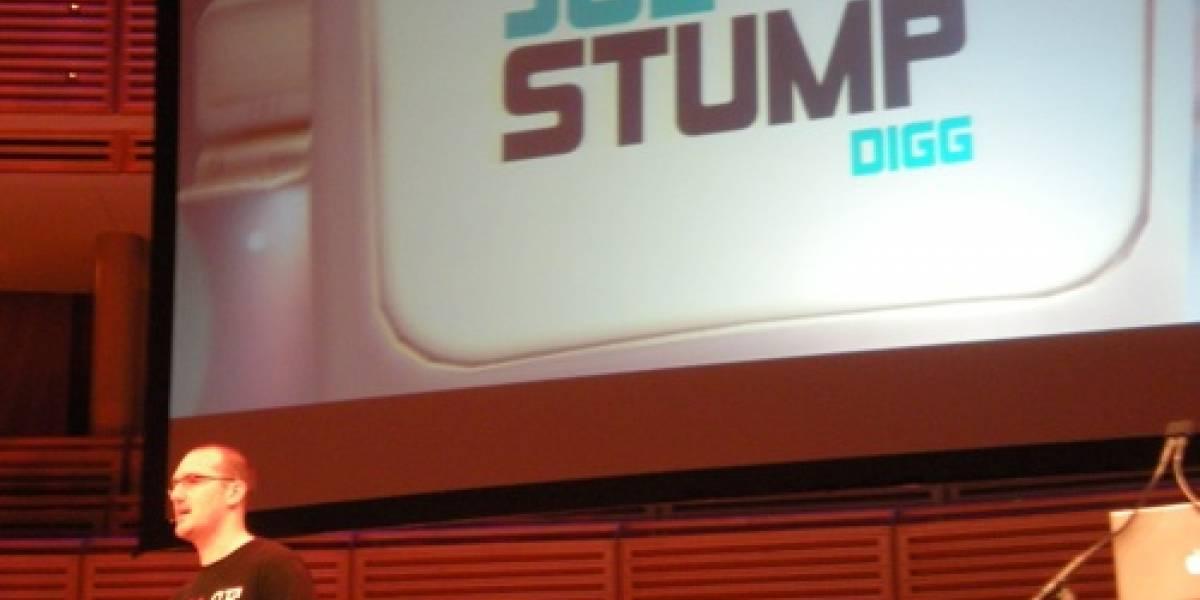 FOWA09: Los consejos de Joe Stump de Digg