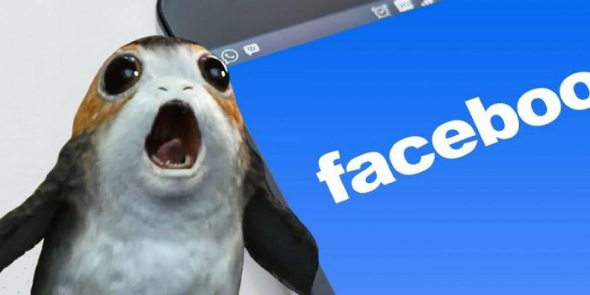 Facebook puede saber a qué personas conoces en vivo y tienes frente a frente
