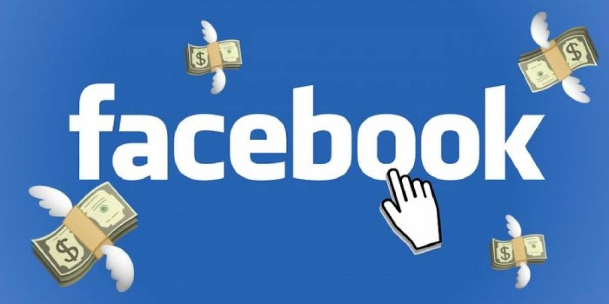 Facebook ha perdido millones de dólares por el cambio en su página de inicio