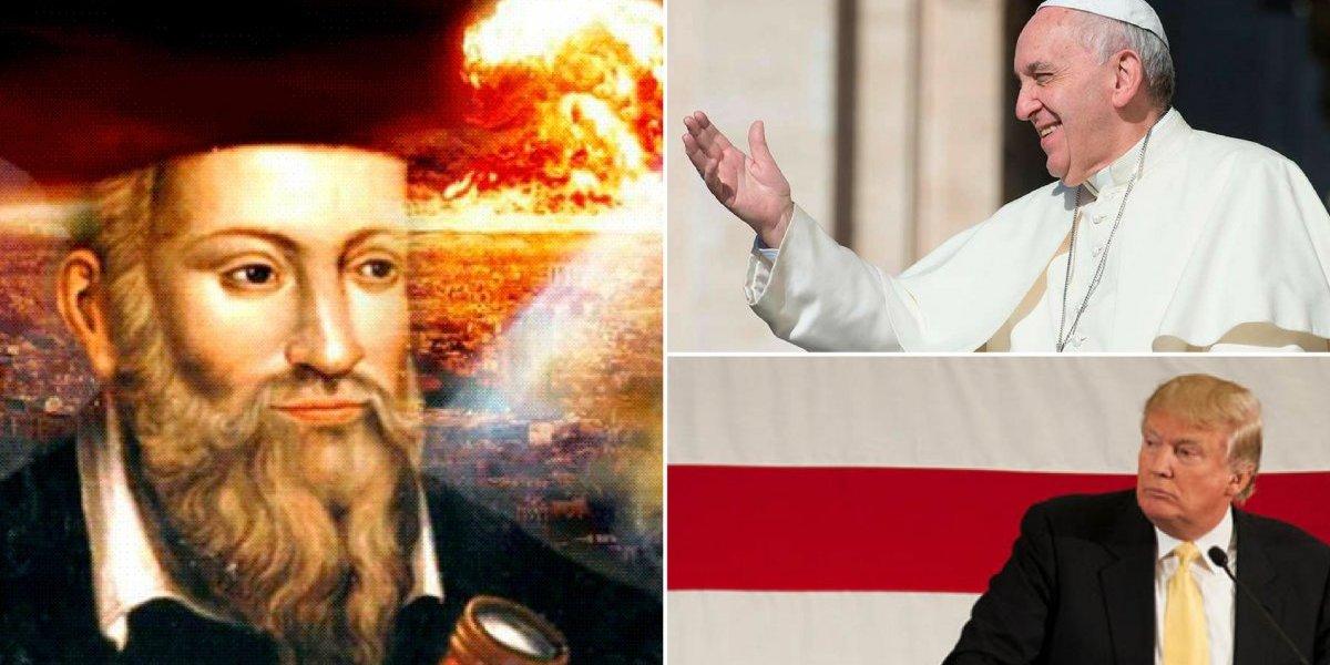 As surpreendentes previsões de Nostradamus para 2018