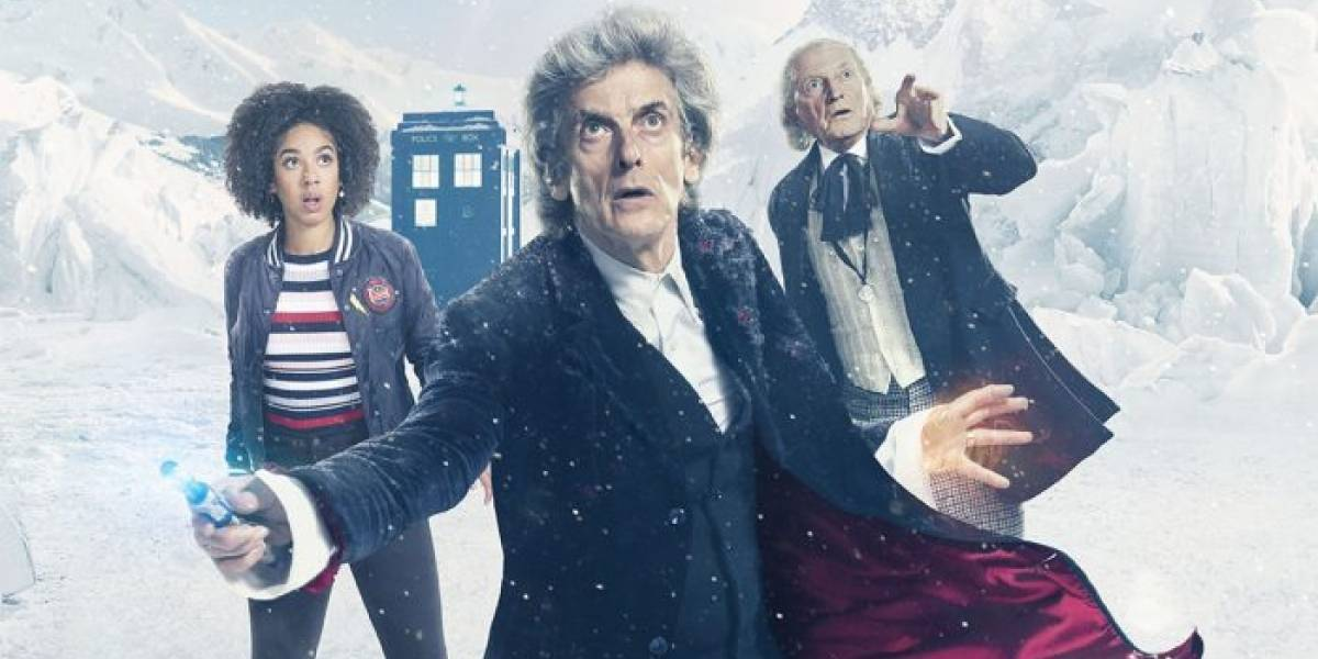 Doctor Who: Twice Upon a Time quema las naves para reiniciar la serie