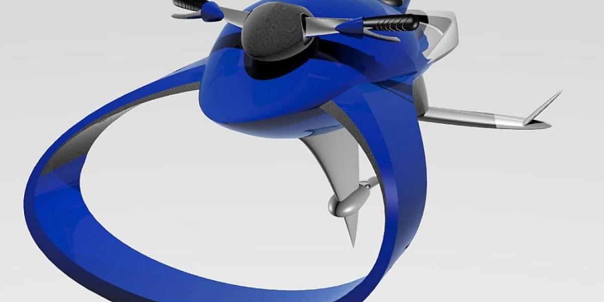 Dolphin: un concepto de la moto de agua del futuro